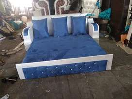 brand new sofa cum bed at very reasonable price