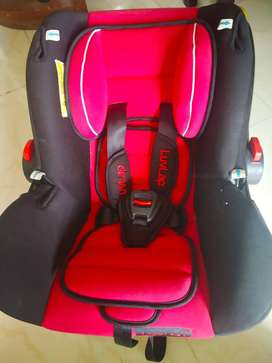 LuvLap Baby Car Seat Cum Carrier