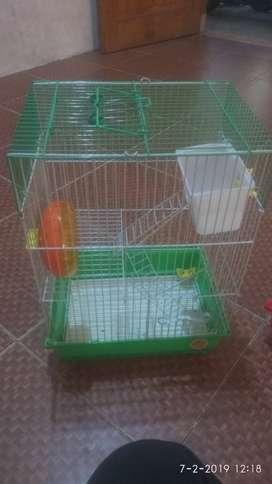 Kandang Hamster ukuran