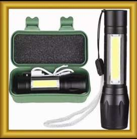 Senter police mini emergency lamp