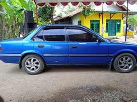 Corolla twincam tahun 90 cc 1.3
