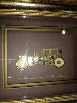 Ken Broadbent Collage Rolls Royce Limo 1911 for sale