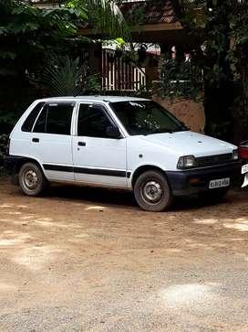 Maruti Suzuki 800 non A/C, 2002 Petrol Good Condition