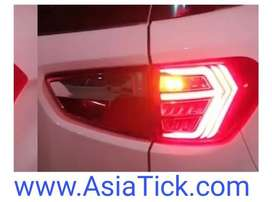 Led aftermarket taillights set for Ford Ecosport Matrix Style