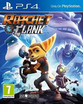 Ratchet and Clank (exchange only)