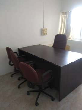 Fully Furnished Office  attached toilet