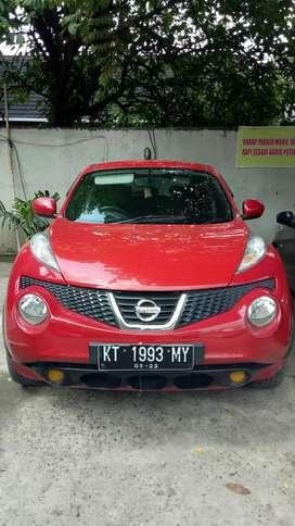 Dijual cepat Nissan Juke