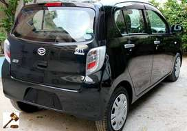 Daihatsu Mira, Car on Easy installment
