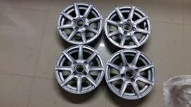 "ALLOY WHEEL 13 inch (13"" X 4.5"" J Offset -25)"