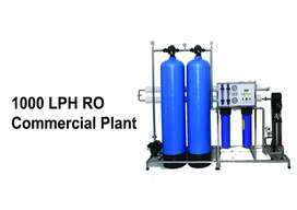 1000 LPH RO Mineral Water Plants & cooling Chillers (3 YEARS WARRANTY)