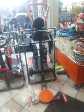 Treadmill limited hitam 7+ GRATIS ANTAR