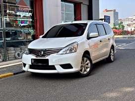 Nissan Grand Livina SV 2013 /km 19rb record nissan ANTIK/  New Model /