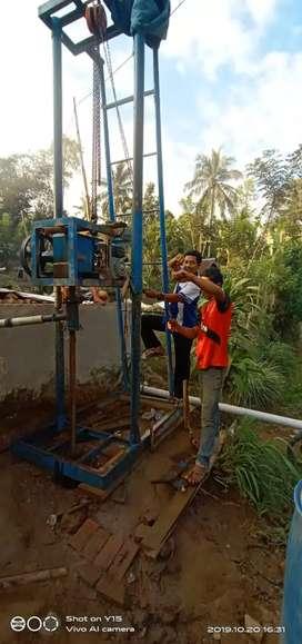 Pembuat Sumur Bor dari Pringsewu