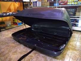 Tersedia Roof Box mobil Universal area bogor - otosafe