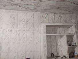 2 room set separate rent par dena hai