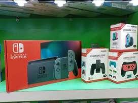 Nintendo switch V2 grey
