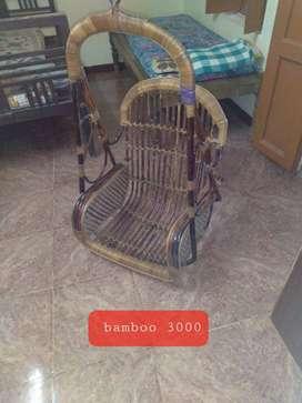 Original teak wood bero one bamboo ungel