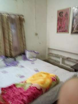 One furnished room