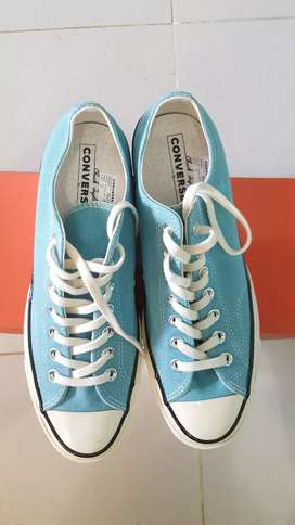 Converse 70s shorline blue BNIB 42 istimewa