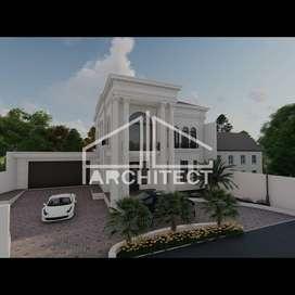 Jasa Desain / Kontraktor Furniture, Interior, Rumah Pribadi