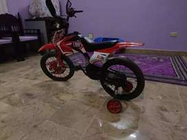 Kids Motocross Bicycle