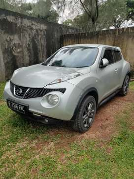 Tdp(30jt)Nissan Juke Rx th 2012 w.silver