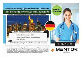 Discover Nursing opportunities in Germany