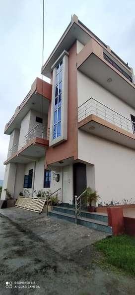Ganga view 8Room guest house .