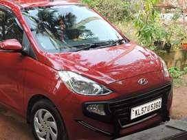 Hyundai Santro 2019 Petrol Well Maintained