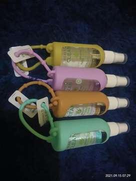 Hand sanitizer gantungan tas
