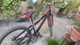 Acrolt Sports Bike in good condition purchased 3 months back