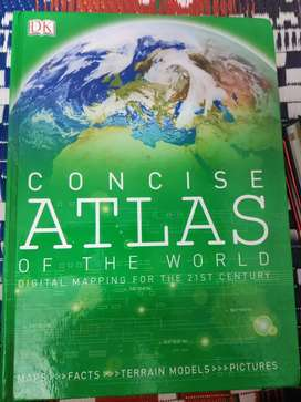 An Atlas for fact enthusiasts