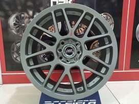 Velg Mobil Racing Mojokerto HSR RAI-S1 Ring17X75 (Jazz Mobilio Dll)