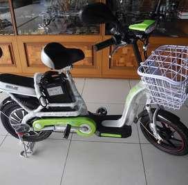 Sepeda cas atau spd listrik bisa di goes