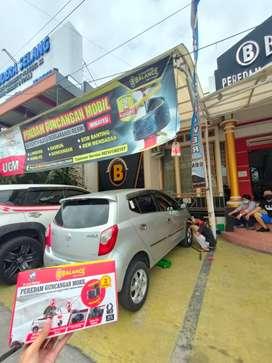 Mobil Modif Bikin Mobil GASRUK/MENTOK Bisa di Atasi dg BALANCE Damper!