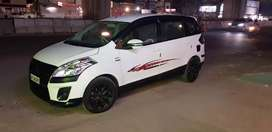 Excellent and well maintained Ertiga zdi for genuine buyers