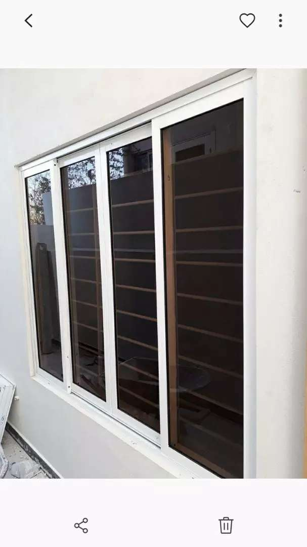 Prime Aluminium windows and Doors 530 square feet 0