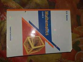 RD Sharma Class 10 Mathematics guide and question bank.