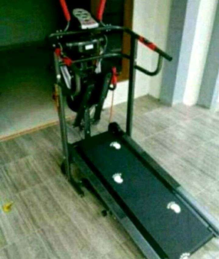 Tread mill anti gores 6 manfaat bergaransi 0