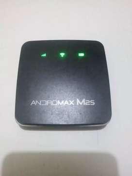 WiFi ANDROMAX M2S 4G di jamin normal banget dan semua lancar