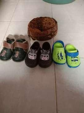 Sandal bayi size 20