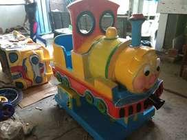 wahana mainan Koin odong 2 kereta panggung Minicoaster DOV