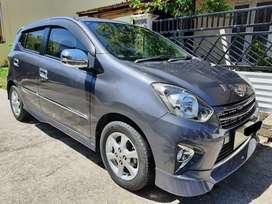 Toyota Agya TRD Matic 2014 (ISTIMEWA)