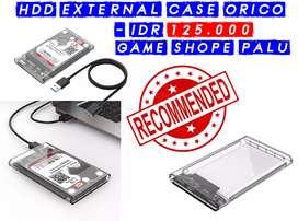 Case HDD Orico/Casing HDD