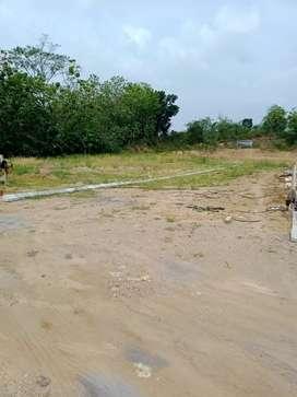 Tanah Kavling Datar Di Kawasan Cluster Siap Bangun Semarang Barat