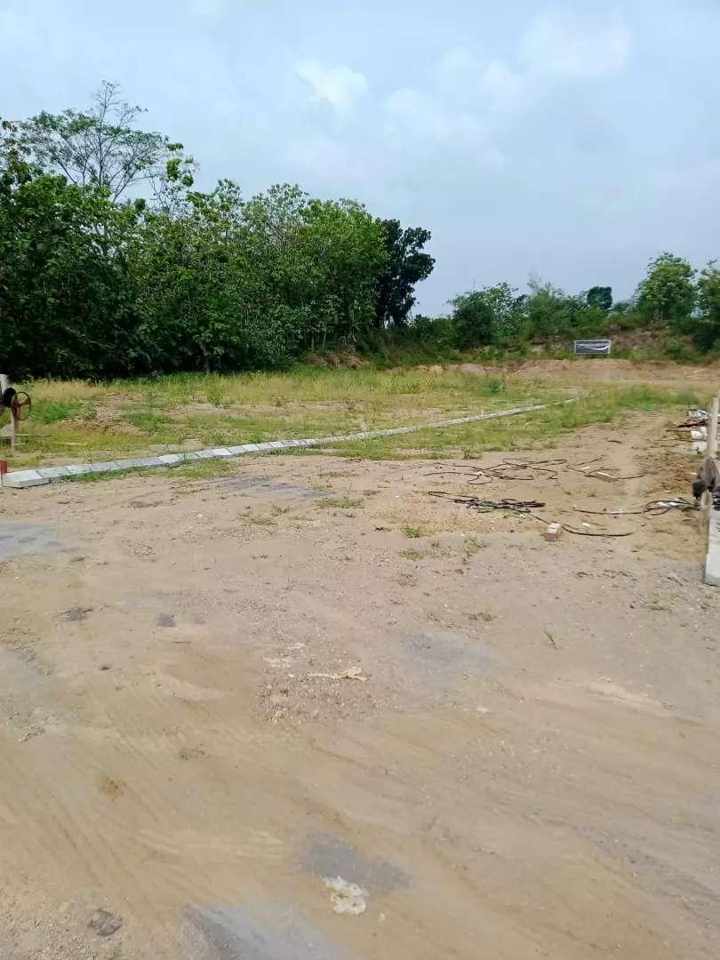 Tanah Kavling Datar Di Cluster Siap Bangun Semarang Barat