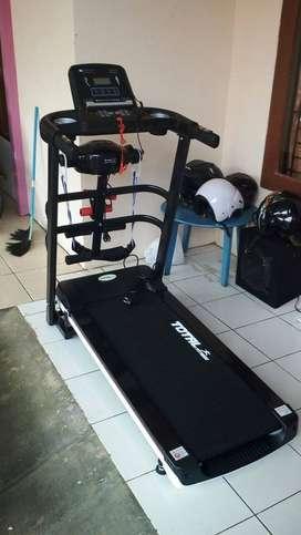 Treadmill Elektrik TL-607 Gratis Ongkir & Pasang Area Jabodetabek NEW
