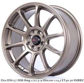 ZICO JD8137 HSR R17X75/9 H8X100-114,3 ET40/30