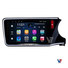 "V7 Honda Grace 11"" Android LCD Touch Panel GPS navigation DVD"