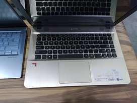 Kredit Laptop Asus X441B AMD A9
